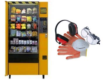 personal protective equipment vending machines adelaide